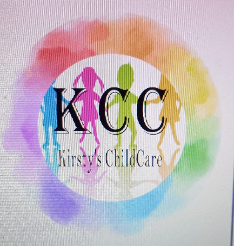 Kirsty's Childcare logo